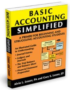 Basic Accounting Simplified book