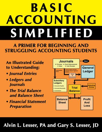 Basic Accounting Simplified front cover